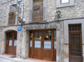 Hotel Fonda Cal Blasi, Montblanc