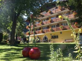 Alpenhotel + Restaurant Sardona, Bad Ragaz
