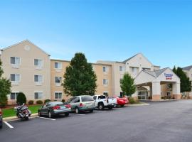 Fairfield Inn & Suites Jefferson City, Jefferson City