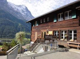 Lehmann's Herberge Hostel, Grindelwald