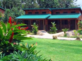 Blue River Resort & Hot Springs, Colonia Dos Ríos