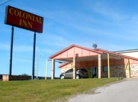 Colonial Inn Shawnee, Shawnee