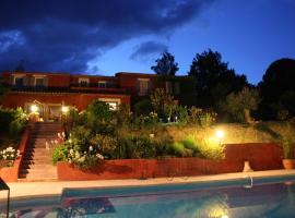 Villa des Roses, Roussillon