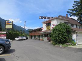 Inntowne Motel, Hope