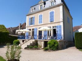 Hôtel Restaurant du Cheval Blanc, Saint-Boil