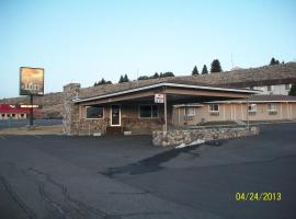 A Wyoming Inn, Cody