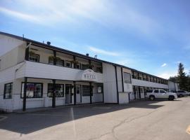 Stratford Motel, Whitehorse