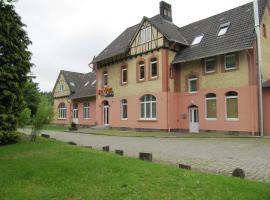 Hotel am Bahnhof, Coppenbrügge