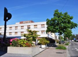 Hotel Kronenhof, Curych