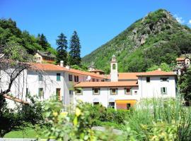 Le Prieuré, Saint-Dalmas-de-Tende