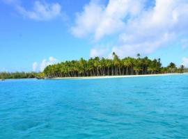 Blue Heaven Island, Mai Moana Island