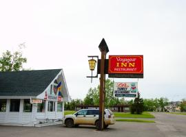 The Voyageur Inn, Dawson Creek