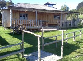 Refugio De Los Cisnes, Queilén