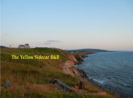 The Yellow Sidecar B&B, Margaree Harbour