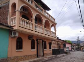 Hotel Graditas Mayas, Copan Ruinas