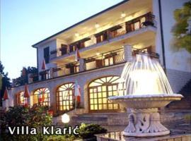 Villa Klaric, Lovran