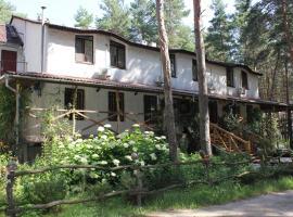 Recreation Complex Uspekh, Kutsevolivka