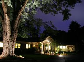 Brookside Mountain Mist Inn, Waynesville