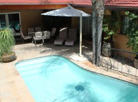 Hotel Pension Etambi, Windhoek