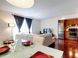 Bleury Furnished Suites, Монреаль