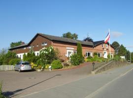 Hotel Katerberg, Ahlefeld