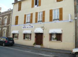 Hotel De La Cité, Châlons-en-Champagne