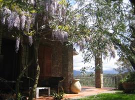 Alle Mimose, Vezzano Ligure