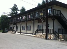 Yough Valley Motel, Friendsville