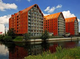 Apartamenty Sun&Snow Aura, Gdańsk