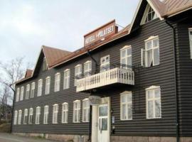 Hotel Vinterpalatset, Kiruna