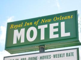 Royal Inn Of New Orleans, Nova Orleans
