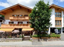 Café Pension Koller, Brixen im Thale
