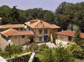 Hotel Villa Beccaris, Monforte d'Alba