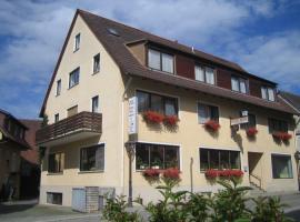 Gasthof-Metzgerei Rotes Ross, Burghaslach