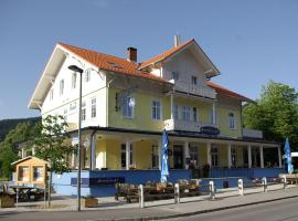 Ammergauer Hof, אוברמרגואה