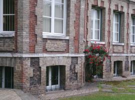 Appartement de Centre Ville, Dieppe