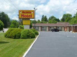 Acorn Motel - Black Mountain, Black Mountain