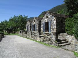 Bungalows San Antón, Torla