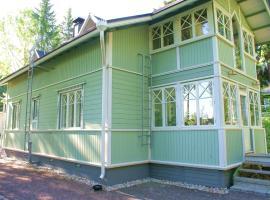 Villa Viiriäinen, Savonlinna