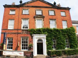 The Bank House Hotel, Uttoxeter