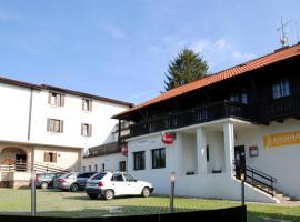 Hotel Valnovka, Kamenice