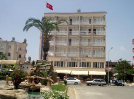 Hotel Luna Piena, Anamur