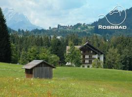 Hotel Rossbad, Krumbach