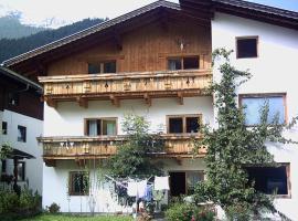 Appartement Ambrosius, Lermoos