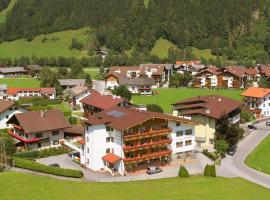 Hotel Gasthof Alpenhof, Zell am Ziller