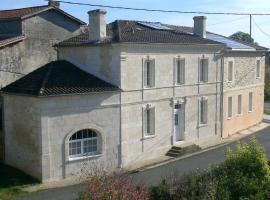 Chambres d'Hôtes Le Bourdieu, Soulignac