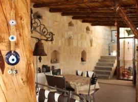 Pandora Cave Hotel, Çavuşin