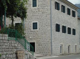 Vila San, Kamenari