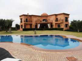 Villa Nour, El Harkat