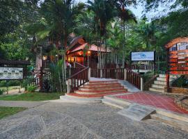 Mutiara Taman Negara, Kuala Tahan